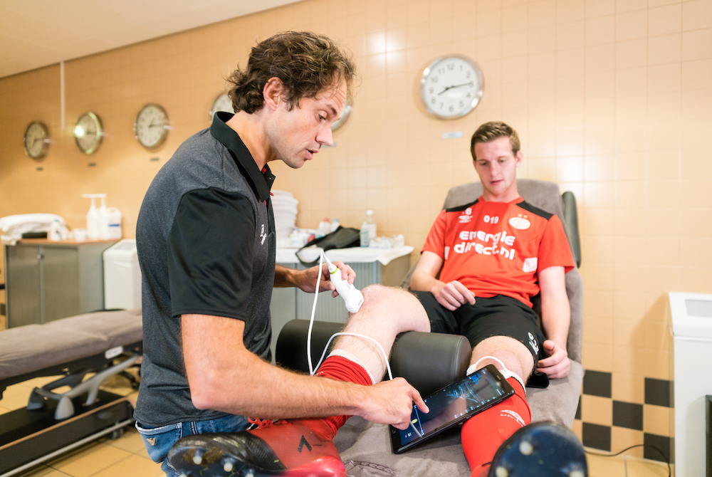 PSV Eindhoven to use portable ultrasound for injuries ...