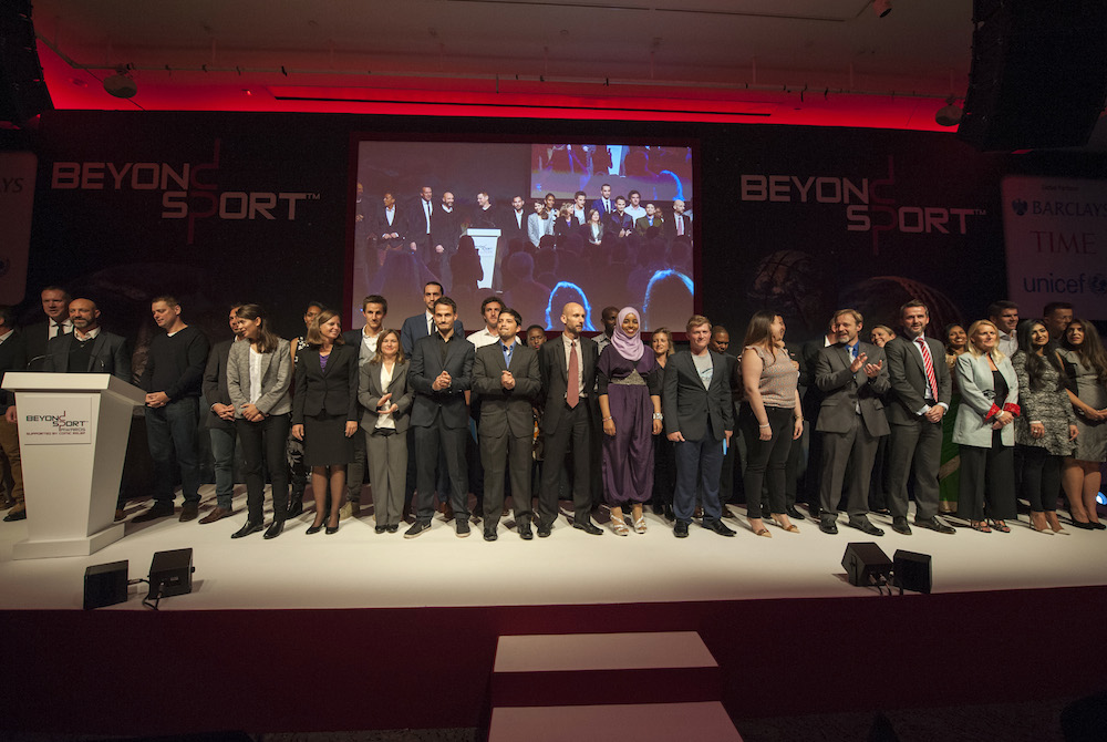 Image Result For Beyond Sport Awards Supported By Sport Relief The Winners
