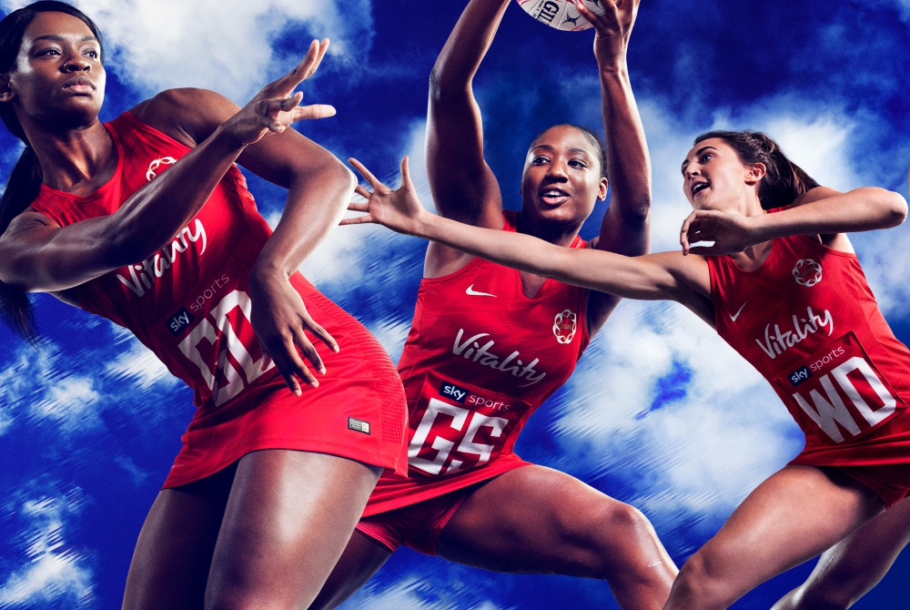 england netball secures nike deal www