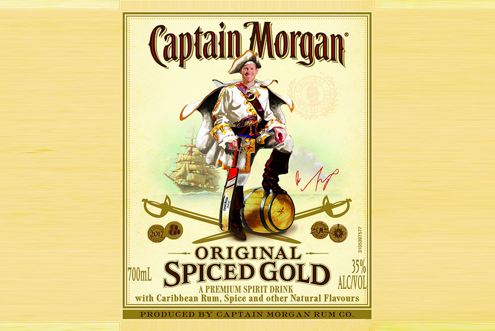 Captain Morgan signs another Morgan | www.sportindustry.biz