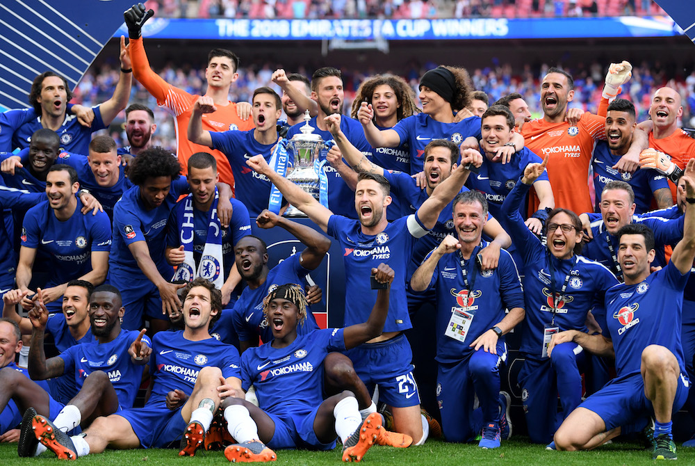 Chelsea Fc Signs With Vitality Www Sportindustry Biz