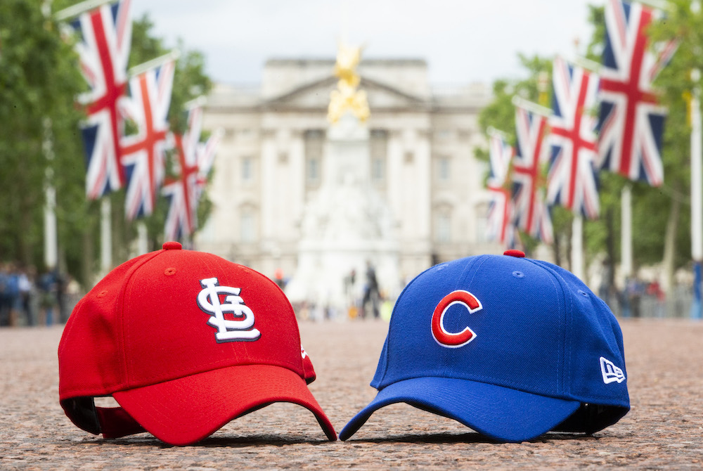 MLB announces Cubs and Cardinals as London Series matchup for 2020