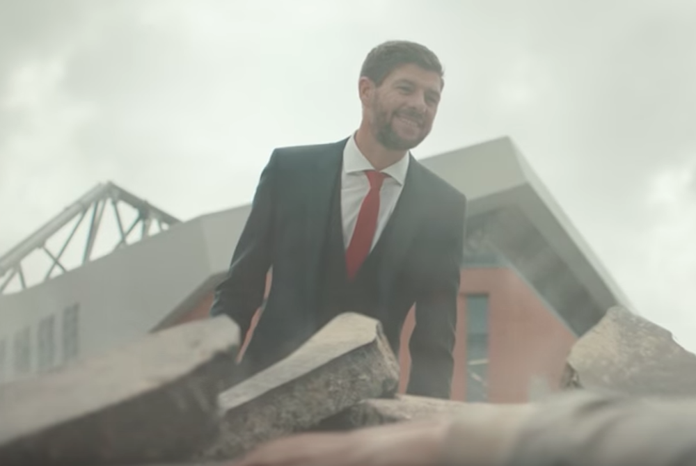 LIVERPOOL STARS FEATURE IN NEW NIVEA MEN AD
