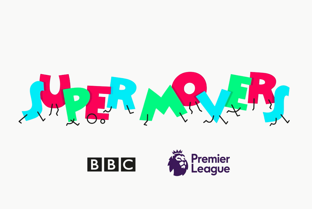 BBC and the Premier League launch Super Movers campaign | www ...